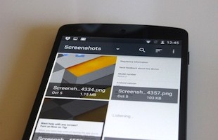Accedere al File Manager Android