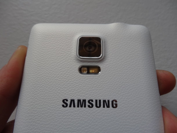 Calcolare battito cardiaco Galaxy Note 4
