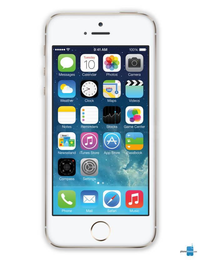 Caratteristiche tecniche iPhone 5se