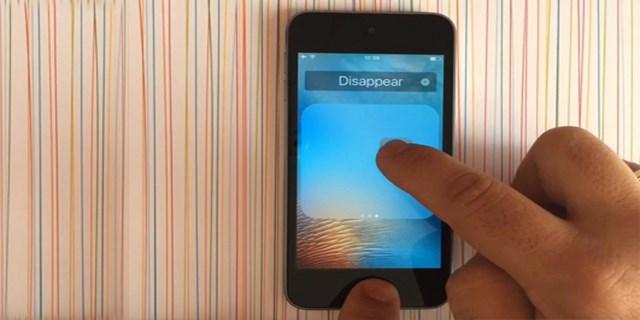 nascondere app di sistema iOS 9