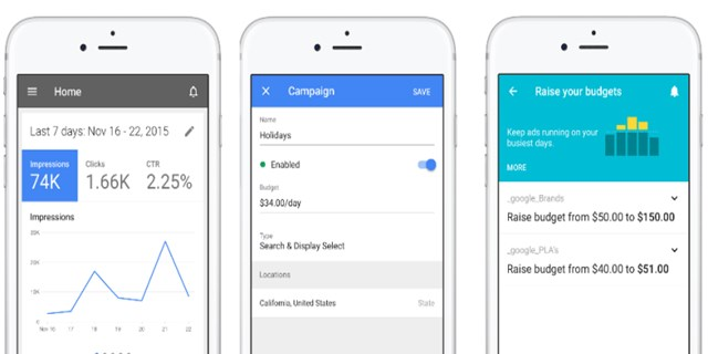 app iOS AdWords