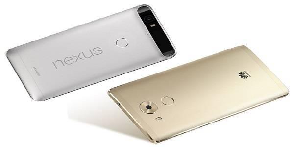 Huawei Mate 8 VS Nexus 6P