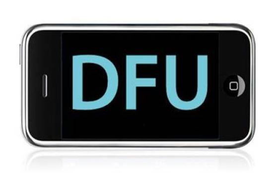 Mettere iPhone Modalità DFU Mode
