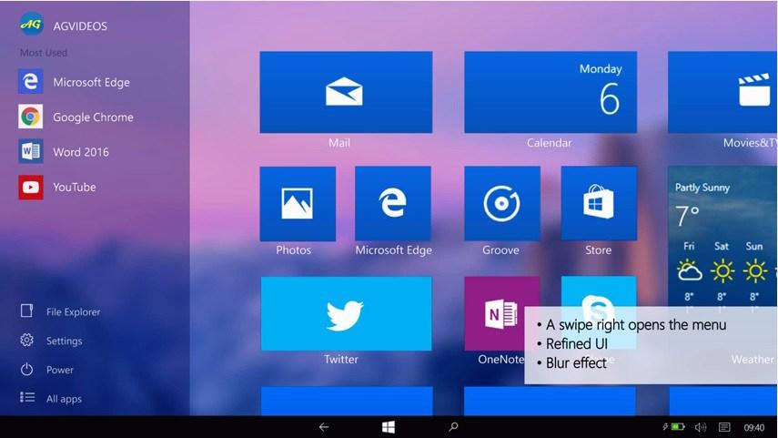 Nuovo Aggiornamento Windows 10