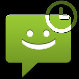 Programmare l'invio di un messaggio su Android