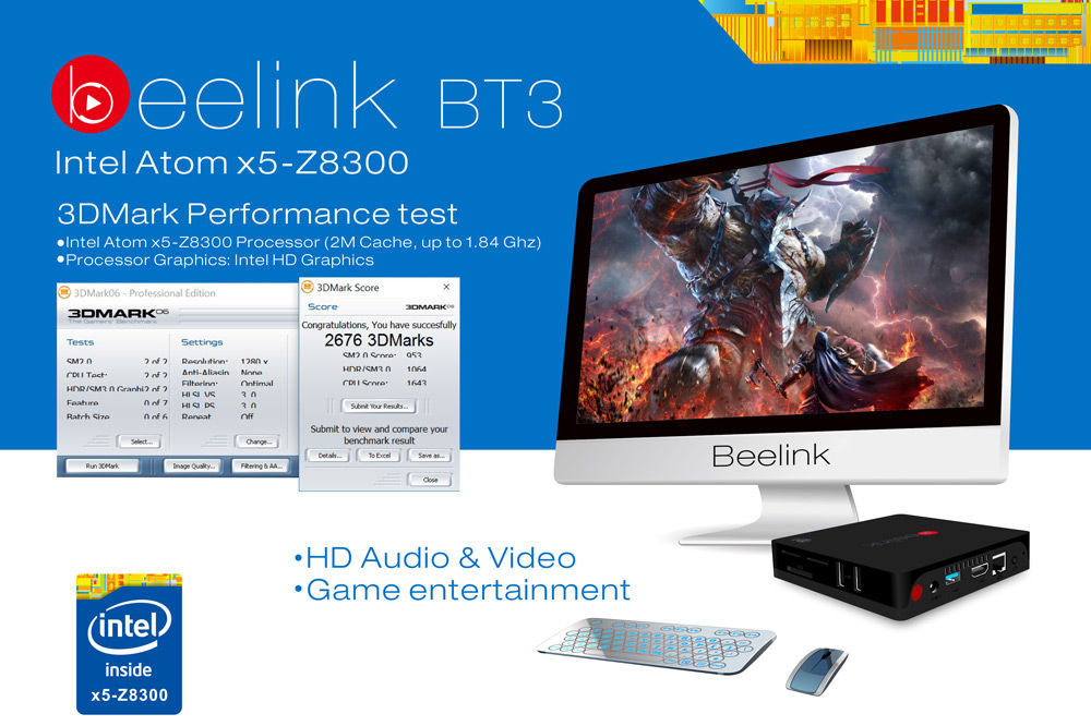 TV Box Android beelink