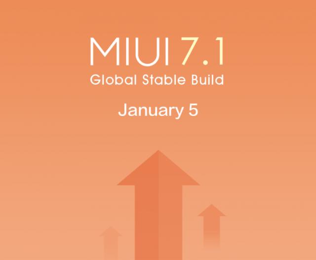 Xiaomi MIUI 7.1
