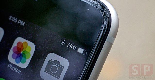 Indicatore Batteria iPhone 6S e 6S Plus