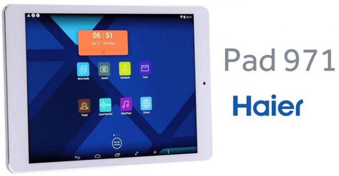 HaierPad 971