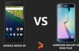 nexus 6p vs Galaxy S6 Edge Plus
