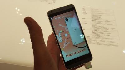 HTC One X9 e Desire 530