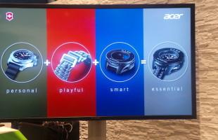 Acer e Victorinox - CyberTool
