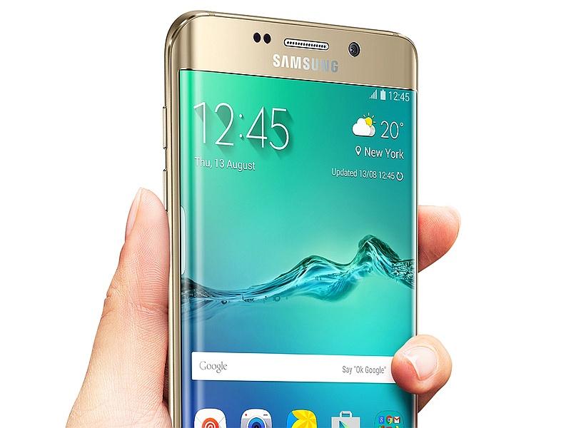 Aggiornamento Galaxy S6 Edge Plus Marshmallow