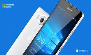 Aggiornamento Lumia 950