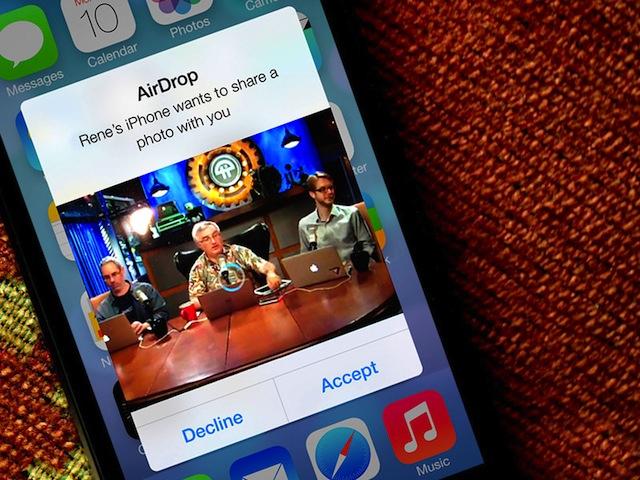 Come Far Funzionare AirDrop iPhone