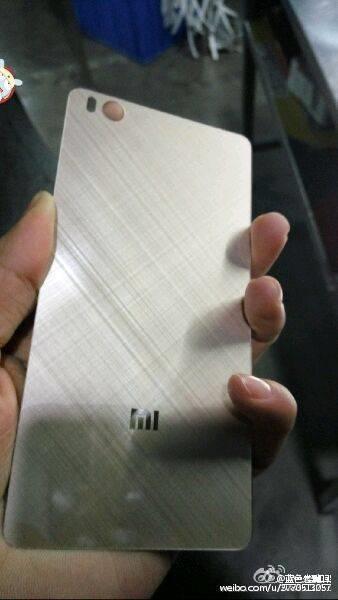 Design Xiaomi Mi5