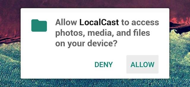 Gestire Permessi App Android