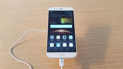 Huawei Mate 8 Huawei GX8 MWC 2016 20160222_102714