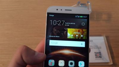 Huawei Mate 8 Huawei GX8 MWC 2016 20160222_102735