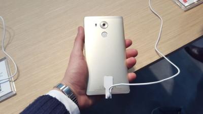 Huawei Mate 8 Huawei GX8 MWC 2016 20160222_103114