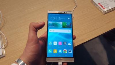 Huawei Mate 8 Huawei GX8 MWC 2016 20160222_103130