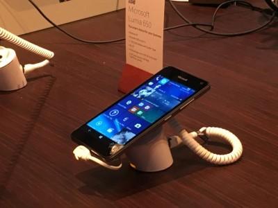 Microsoft Lumia 650 MWC 2016 IMG_2060