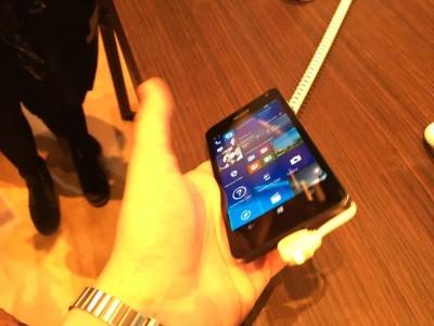 Microsoft Lumia 650 MWC 2016 IMG_2070