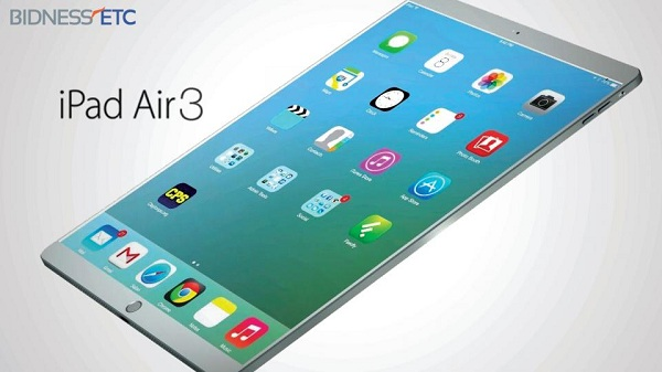 News iPad Air 3