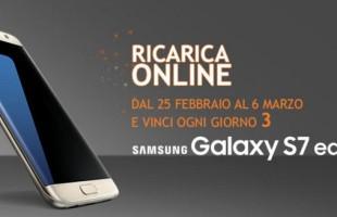 Samsung Galaxy S7 Edge Gratis