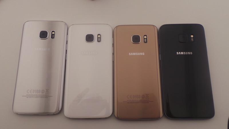 preordini galaxy s7