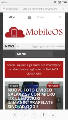 Screenshot_2016-02-17-18-23-52_com.android.browser Video Recensione Xiaomi Redmi 3