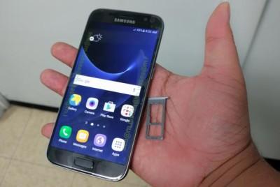 Video Galaxy S7