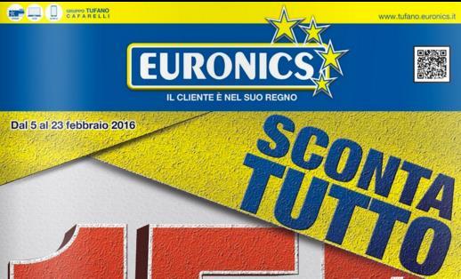 Volantino Offerte Euronics