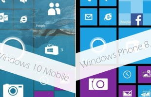 Windows 10 Mobile vs Windows Phone 8.1
