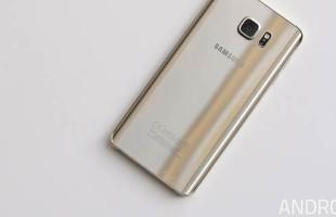 Aggiornamento Samsung Galaxy Note 5