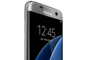 Render Galaxy S7