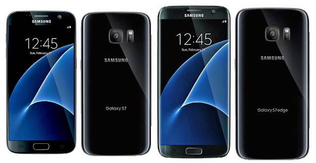 Design Samsung Galaxy S7