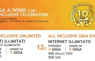 All Inclusive Celebration