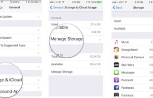 Eliminare File Inutili iPhone