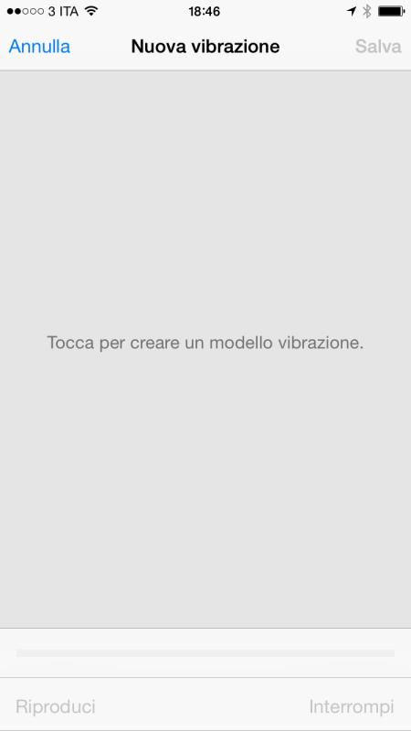 vibrazione iPhone 6s
