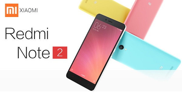 Hard reset Xiaomi Redmi Note 2