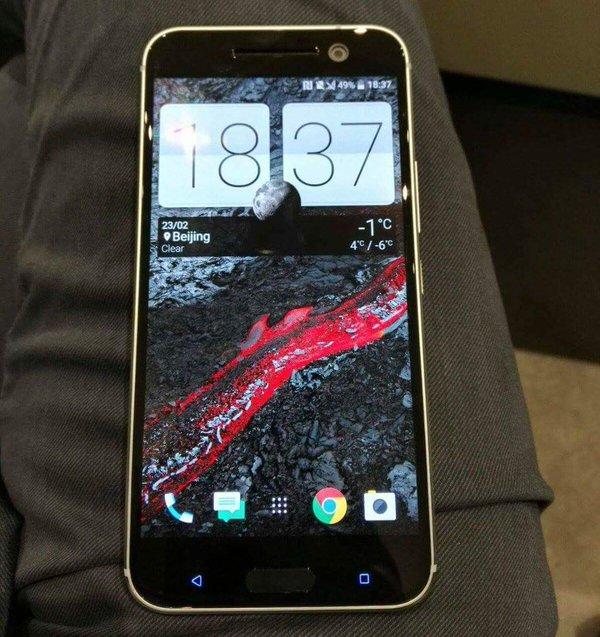 Nuovi scatti HTC One M10