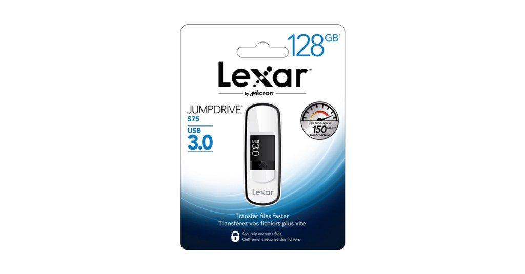 Offerta Chiavetta USB 128GB su Amazon solo 32€