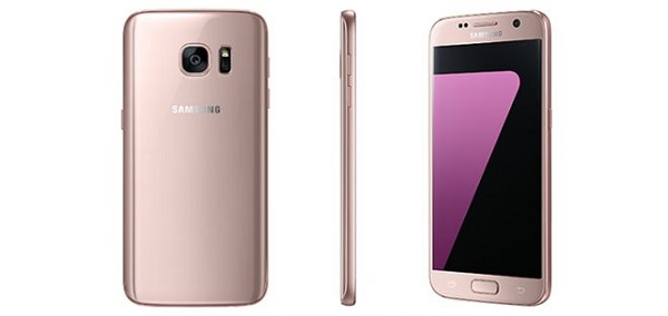 samsung annuncia galaxy s7 e galaxy s7 edge rose gold. Black Bedroom Furniture Sets. Home Design Ideas