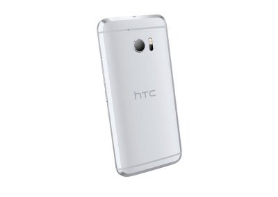 HTC 10 - HTC 10_BackPer_GlacierSilver16Feb5