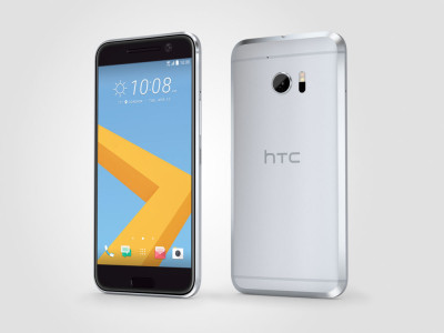 HTC 10 - HTC 10_PerLeft_GlacierSilver16Mar21