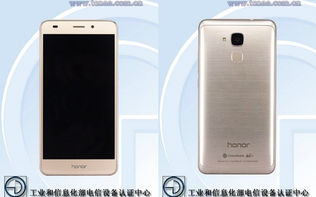 TENAA Honor 5C