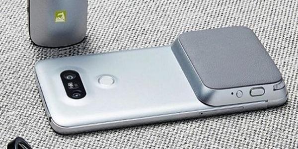 Usare LG 360 CAM