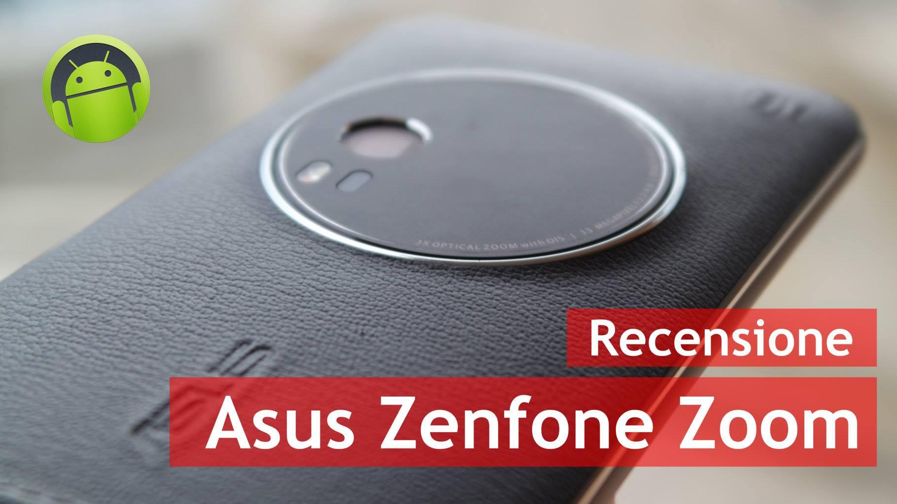 Video Recensione Asus Zenfone Zoom