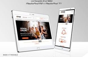 Promozione Infinity Premium e Huawei